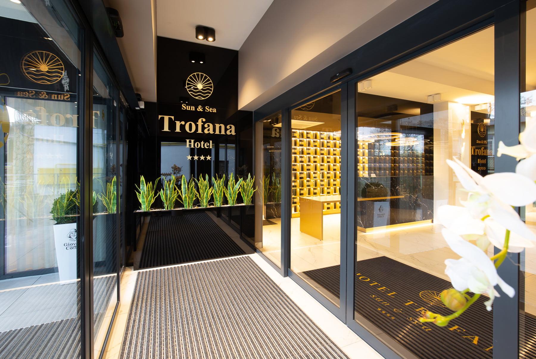 Trofana Hotel